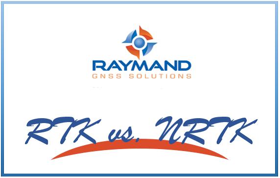 تفاوت روش RTK کلاسیک و NRTK