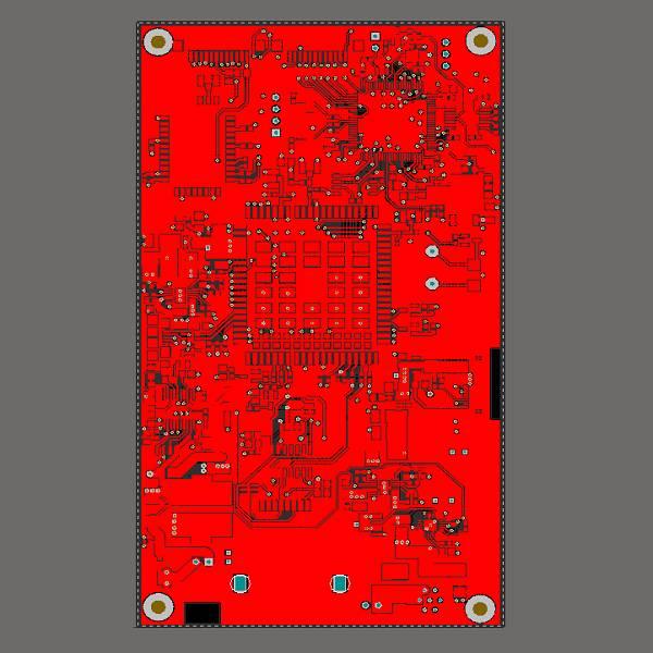 بردپی سی بی (pcb) تولید شرکت دانش بنیان رایمند تولیدکننده گیرنده های نقشه برداری gps جی پی اس، gnss جی ان اس اس